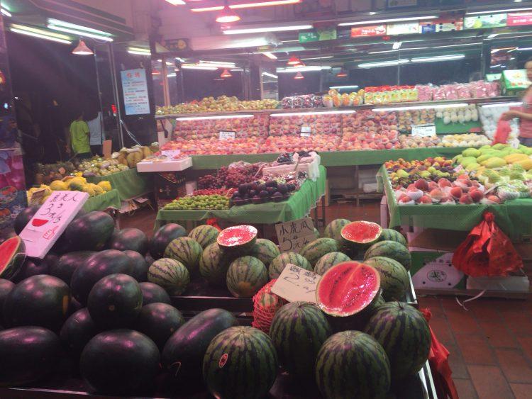 広州にあるスーパー